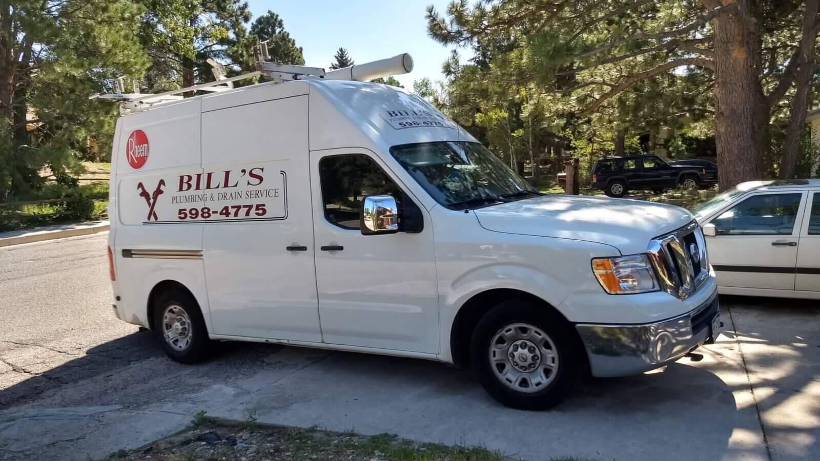 bills plumbing and drain colorado springs